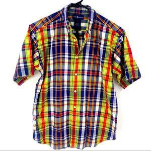 Ralph Lauren ShortSleeve button down Shirt